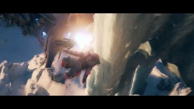 Halo 5 - Power Rangers in Space