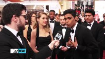 Team Oscar Explains How Meeting Channing Tatum Got Them To The Red Carpet  MTV News