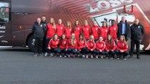 FC Metz - LOSC Féminines : Les images