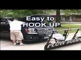 www.MyPlowBuddy.com SUV & TRUCK SNOW PLOW - NO welding NO drilling NO brackets $1699 Plow Buddy