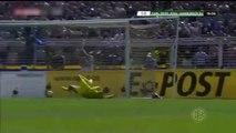 Carl Zeiss Jena - Hamburger SV - 1:0 - 34m free kick goal