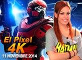 El Píxel 4K 2x46, Nuevos detalles de Halo 5