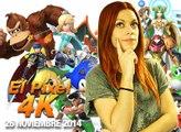 El Píxel 4K 2x57, Venta masiva de Super Smash Bros