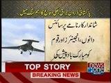 Pakistani made 'Burraq' drone