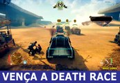 Mad Max - localizar Crusher e Carnewagon Vehicle Death Run