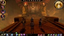 Dragon Age - Morrigan Alistair Banter over breakup with the warden
