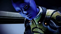 Mass Effect 2 - Shepard kills Elnora