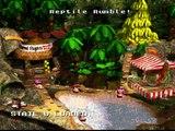 Donkey Kong Country (DKC SNES): Orang-utan Gang Secret Door Glitch