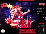 Fatal Fury (SNES) - Howard Arena