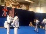 Sparring | Black Belt Dan Grading | Sept 2015 | ITF Tae Kwon Do