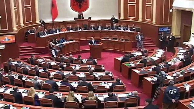 Shqipëri-debate mbi buxhetin