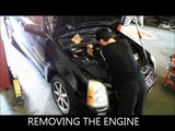 2004 CADILLAC SRX How to Replace Head Gaskets www.royalauto-service.com