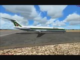 Microsoft Flight Simulator X - Flight from Milan to Olbia 1