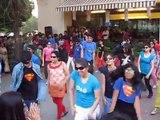 Gangnam Style Flash Mob in Powai, Mumbai