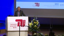 Welcome addresses Prof. Dr. Christian Thomsen and Dr. Wolfgang Rohe