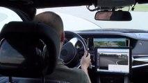 Mercedes-Benz S-Klasse (W222) - Magic Body Control 2
