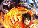 One Piece: Pirate Warriors 3, Luffy, Trafalgar Law, Doflamingo y Fujitora en acción