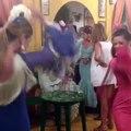Dancing Sevillanas - Feria de Sanlúcar de Barrameda