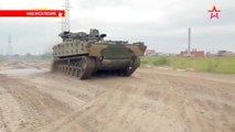 Kurganets 25 BMP Infantry Fighting Vehicle Unique Armour Protection system