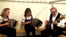 Marina - Sandra und Doris Weber Einspielen Jodlerwiehnacht Bretzwil