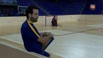 FCB Lassa (hockey): Ricard Muñoz i Xavi Barroso prèvia CH Caldes (Lliga Catalana)