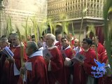 احد الشعانين في كنيسة القيامة 2010