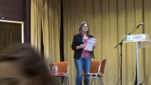 Fanélie CARREY-CONTE - Rencontres de Marennes 2015