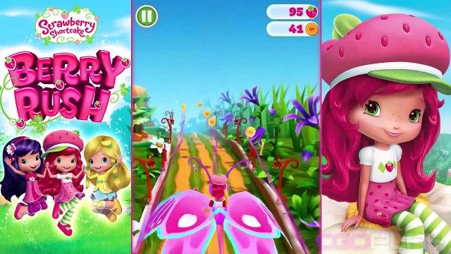 ♥ Strawberry Shortcake   Berry Rush NEW iOS Video Game for Children