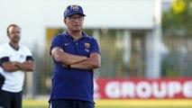 FCB Femenino: Xavi Llorens, Jennifer Hermoso y Patri Guijarro valoran la victoria contra el Tenerife [ESP]