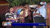 【Som Nerch Tam Phumi】CTN Comedy, 16 August 2015, Kom Bom Bek Snae Smos, Part 01/02 【Khmer Comedy】