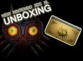 Unboxing New Nintendo 3DS XL: Zelda Majora's Mask