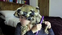 Hairstyles Hairstyles for 2014 Glamourous Waves Hair Tutorial for Valentines Day New 2015