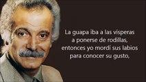 Georges Brassens -Je suis un voyou- (Soy un granuja) Subtitulado al castellano.