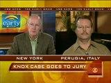 Knox Parents Await Verdict