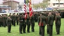 Silver Star Award Ceremony 1st Battalion, 7th Marine Regiment, 29 Palms, CA