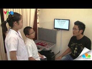 [ColorMedia.,JSC] Ước mơ của bé số 22 - Bác sĩ khám mắt