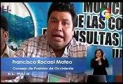 Pobladores de Sta. Cruz, Barillas, Huehuetenango no quieren la hidreoeléctrica.