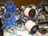 Traxxas T-maxx 3.3 Twin Engine Monster