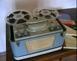 REVOX C36 vintage reel-to-reel tape recorder