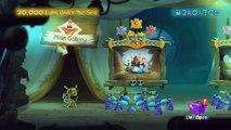 Rayman Legends - 20,000 Lums Under The Sea - Elevator Ambush