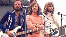 BEE GEES Stayin' Alive RARE NO MUSIC