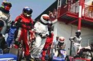 Course de karting de la CDF féminine à Magny-cours 2006