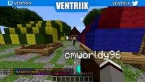"""Minecraft: Skywars #1 """"FAILS"""""""