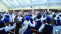 """Pentecostal City Missiom Church Jamaica Youths  """"Change is Coming"""" praise rock"""