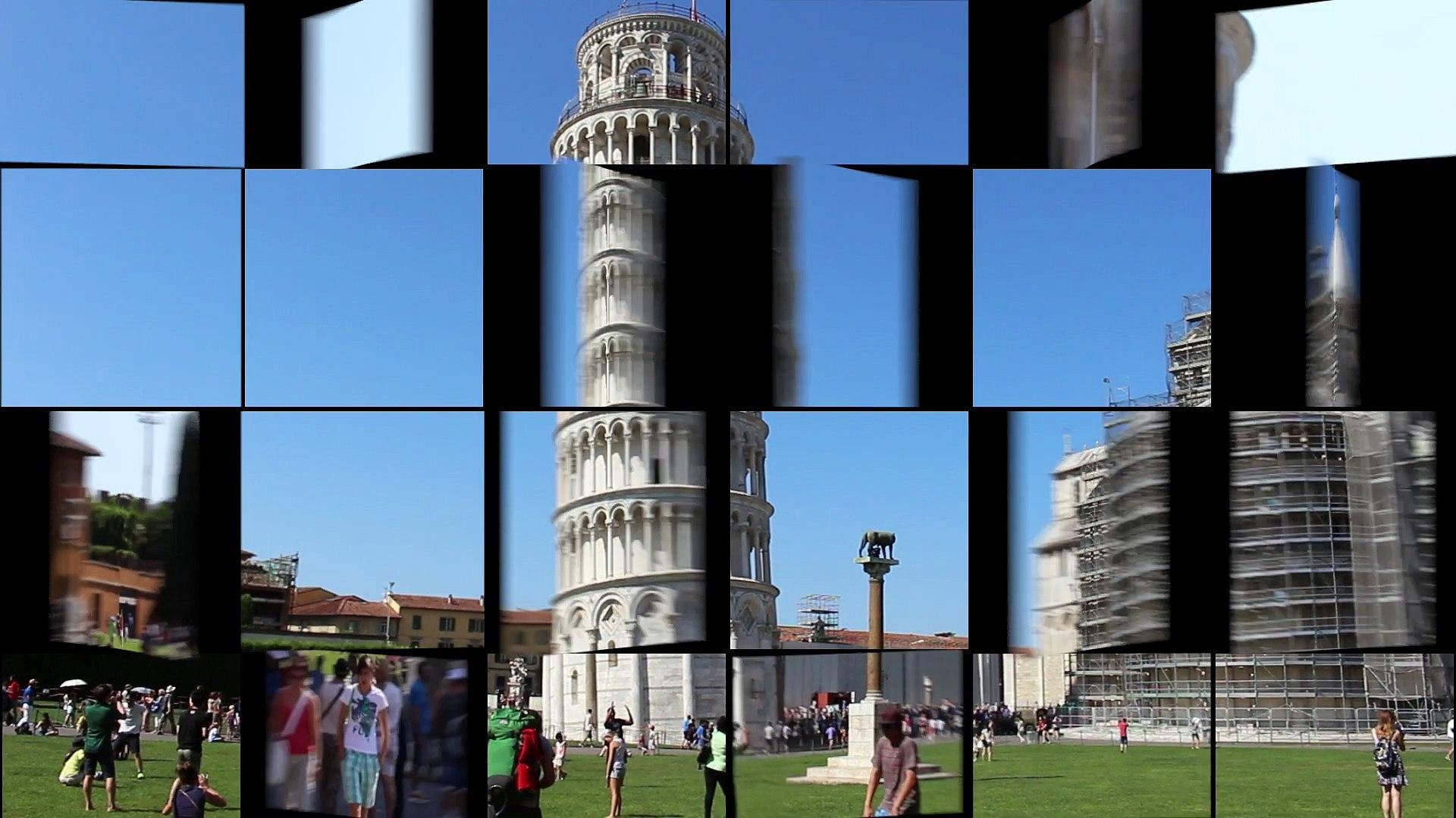 La Tour de Pise - Pisa Tower