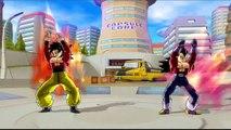 Dragon Ball Z Budokai HD Collection: Budokai 3 - SSJ4 Gogeta [Vegeta] vs Broly【1080p HD】