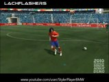 Fifa 2010/South Africa World Cup/2011 and Pro Evolution Soccer 2010: Bugs, Glitches and Fails