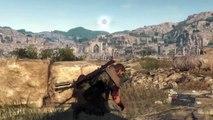 Hideo Kojima - Metal Gear Solid - The Phantom Pain   PS4   Quiet sniper duel   S Rank