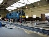 Worcester Road - A superb diesel locomotive depot in gauge 1 by Steve Harrod