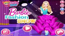 Barbie Dress Up Video Games fo Girls ♥ Barbie Fashio Show